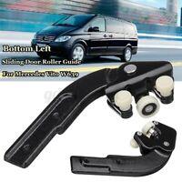 Bottom Left Sliding Door Roller Guide Hinge For Mercedes Vito W639 VIANO   !
