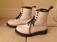White Doc Martens Boots