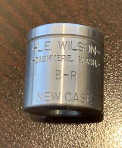 L. E. WILSON CASE TRIMMER CASE HOLDER- 6 Dasher / 6 BR / 6 BRA CH-CH-DASH
