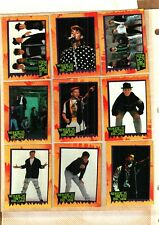 1989 Topps New Kids On The Block 88 Card Set...No Stickers NEAR MINT CONDITION