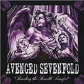 Avenged Sevenfold - Sounding the Seventh Trumpet (CD) .. FREE UK P+P  ..........
