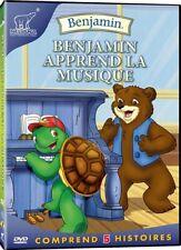 Benjamin apprend la musique New DVD