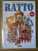 RAT-MAN - LEO ORTOLANI PRESENTA RATTO - N.81 CULT COMICS - PANINI COMICS - 2016