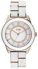 STORM 47095/RG Ladies' Zarina Enamel Bracelet Watch.
