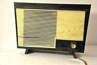 "Soviet vintage radio speaker. ""Moskvich"". 1959"
