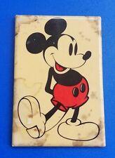 New listing Vintage Mickey Mouse Disney Hand Held Compact Mirror