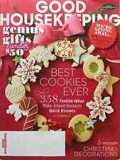 Good Housekeeping Magazine Dec 2016 NEW! Decorating, Recipes, More!!