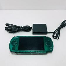 PSP Playstation Portable Spirited Green PSP 3000SG Sony japan game Console