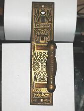Antique Eastlake Thumb Latch Pull Handle