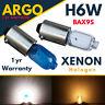 H6w Xenon Halogen Sidelight Bayonet 6w 433 434 T4w Bax9s Car Parking Side Light
