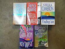 Lot of 5 Stella Cameron Romance Paperback Books FREE SHIP