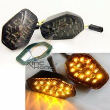 Smoke Led Turn Signal Lights For 2001-2004 Suzuki Gsxr 600 750 1000