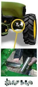 JCB 3CX Anti Theft Steering Ram Lock Deterrent Locking System