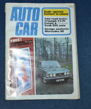February Weekly Cars, 1970s Magazines