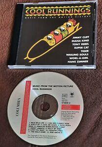 COOL RUNNINGS OST 1993  CD FILM SOUNDTRACK REGGAE