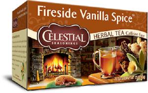 Celestial Seasonings Fireside Vanilla Spice Herbal Tea