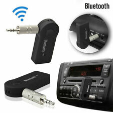 Car AUX Audio Bluetooth Receiver Adapter 3.5mm Jack Stereo Blutooth Wireless X6