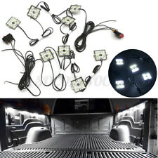 8X Car Truck Bed 5630 SMD LED Lighting Lights 6000K For Chevy Dodge Pickup Truck