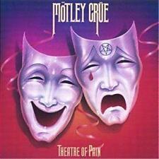 MOTLEY CRUE THEATRE OF PAIN 6 Extra Tracks CD NEW