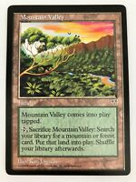 MTG Magic The Gathering Mirage Mountain Valley NM+