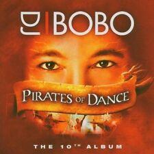 DJ Bobo Pirates of dance-Regular-Edition (2005; 12 tracks) [CD]