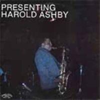 HAROLD ASHBY-PRESENTING HAROLD ASHBY-JAPAN CD Ltd/Ed C65