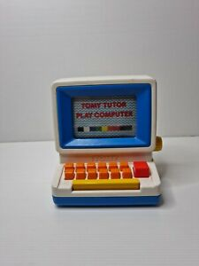 Tomy Tutor Play Computer For Parts