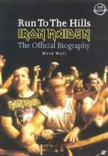 Run to the Hills The Official Biography of Iron Maiden, Mick Wall, Good Book