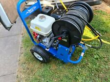 More details for high pressure water jetter