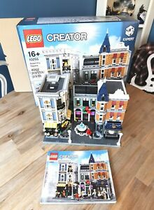 Lego Creator Expert Assembly Square New 100 % Complete