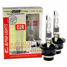 ALPHA-Lights Super Vision Ultra D2R 4300K Xenon Brenner 35W 2 Lampen DUO-Set