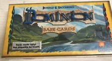 Dominion Board Game, Base Cards Box Of 200+ Basic Cards So You Don't Run Out.
