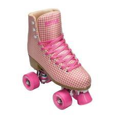 Impala - Quad Roller Skates | Vegan - Pink Tartan - Women's Size: 10