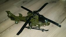 HULK US ARMY HELICOPTER BY FUNRISE TOYS 2003