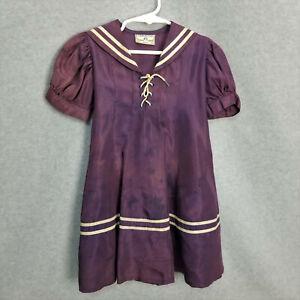 "22"" vintage Cinderella Frock Shirley Temple Brand Dress Cinderella's Coach ""TLC"""