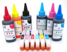 Refillable Ciss Continuous ink Cart Kit for EPSON XP-760 XP-860 XP-960  XP55
