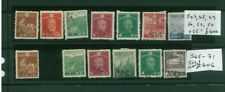 Burma - Japanese Occupation Collection - High Catalogue Value