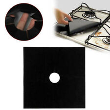 1PC Kitchen Gadget Reusable Gas Range Stove Top Burner Liner Non-stick Covers
