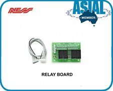 Ness Alarm System AUX relay board D8X D16X 4 outputs 106-013