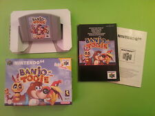 Banjo Tooie - Nintendo 64  PAL Complete in Box CIB