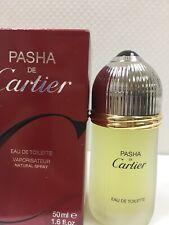Pasha de Cartier for Men by Cartier 1.6 oz Eau de Toilette Spray