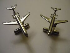 McDonnell Douglas MD-80 c122 Cufflinks Made From Fine English Modern Pewter
