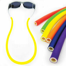 Sunglass Line Retainer Keeper Strap Cord Sunglasses String Rubber Fluo Neon New