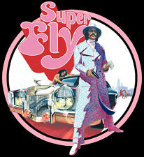 70's Blaxploitation Classic Super Fly Poster Art custom tee Any Size Any Color