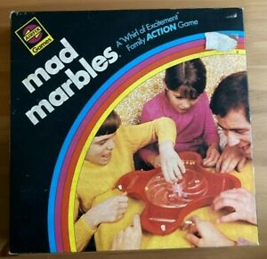 AIRFIX VINTAGE 1970'S MAD MARBLES GAME
