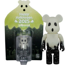 Medicom Be@rbrick Bearbrick Halloween 2015 (Black & Silver) 100% Figure