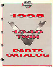 1995 HARLEY-DAVIDSON 1340 MODELS PARTS CATALOG MANUAL -FLT-FLHTC-SOFTAIL-DYNA