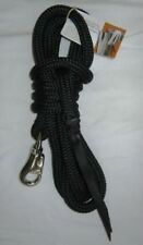 12ft Lead Rope in 14mm Bull Snap by Natural Equipment, Natural Horsemanship