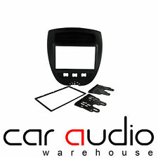 Connects2 CT23TY23 Toyota Aygo 2005> Car Stereo Double Din Fascia Facia Panel