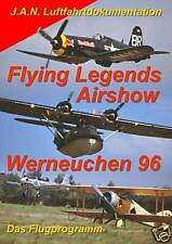 DVD Flying Legends Airshow Werneuchen 96 P-51 A-26 F4U